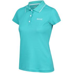 Regatta Maverick V T-Shirt Femme, turquoise